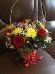 Цветы с доставкой в город Полесск (Калининградская область)